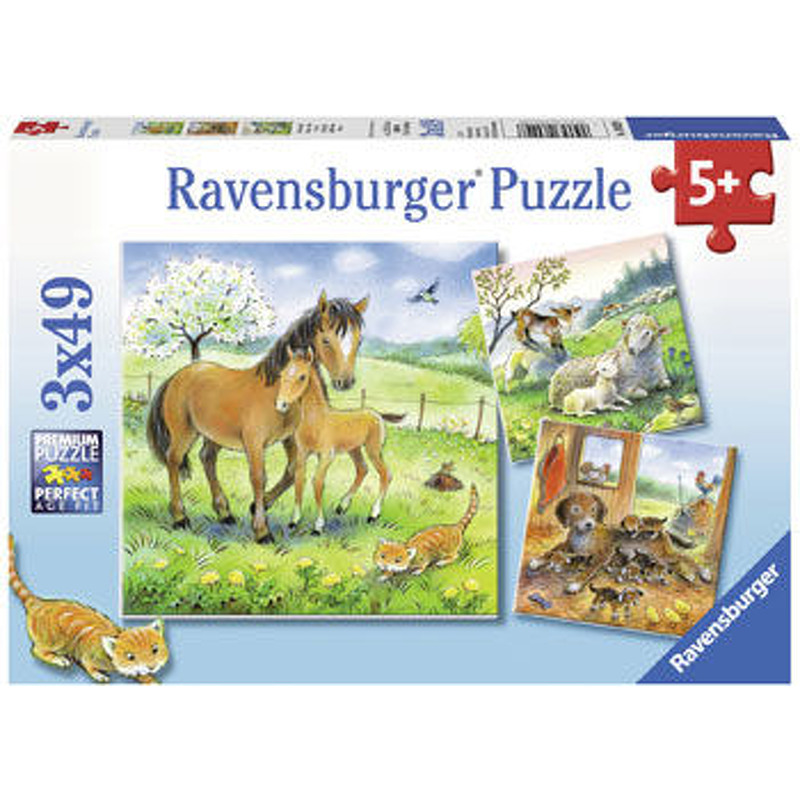 Ravensburger  Cuddle Time