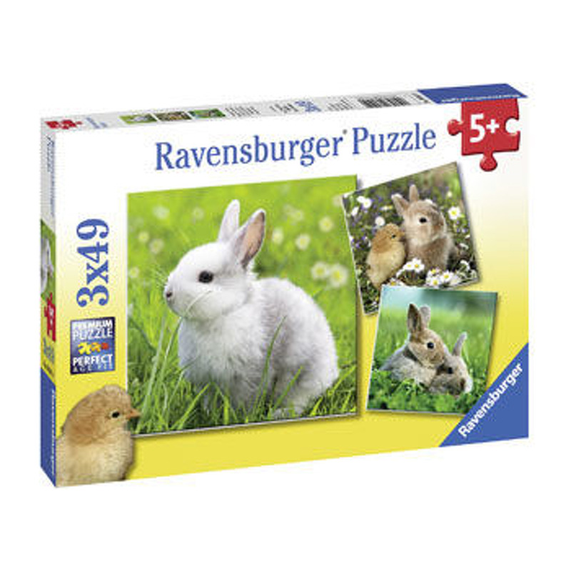 Ravensburger  Cute Bunnies
