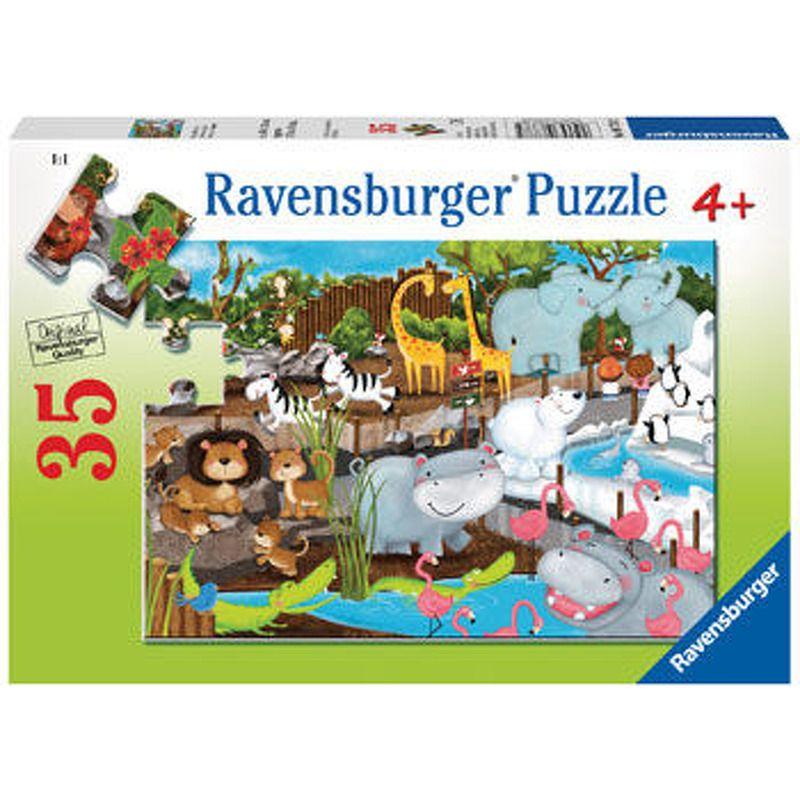 Ravensburger  Day at the Zoo