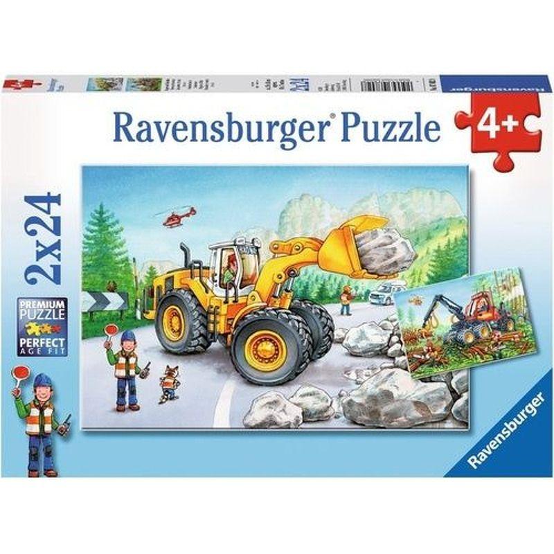 Ravensburger  Diggers at Work