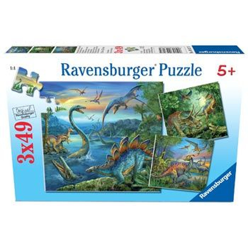 Ravensburger  Dinosaur Fascination