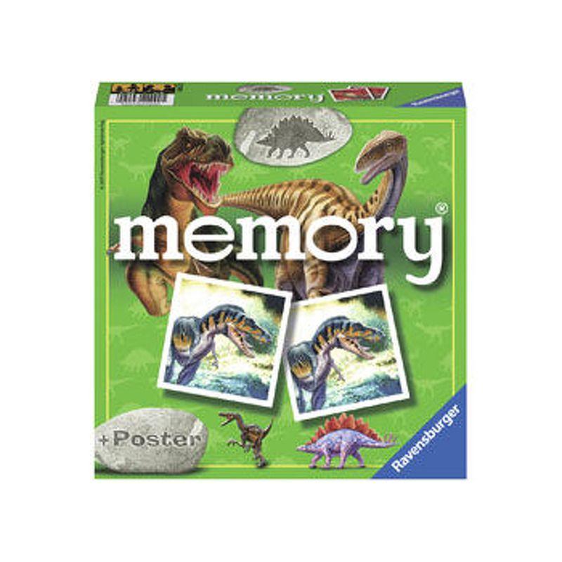 Ravensburger  Dinosaur Memory