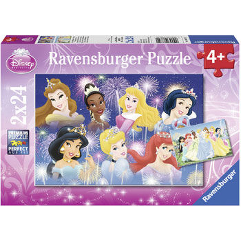 Ravensburger  Disney the Princesses Gathering