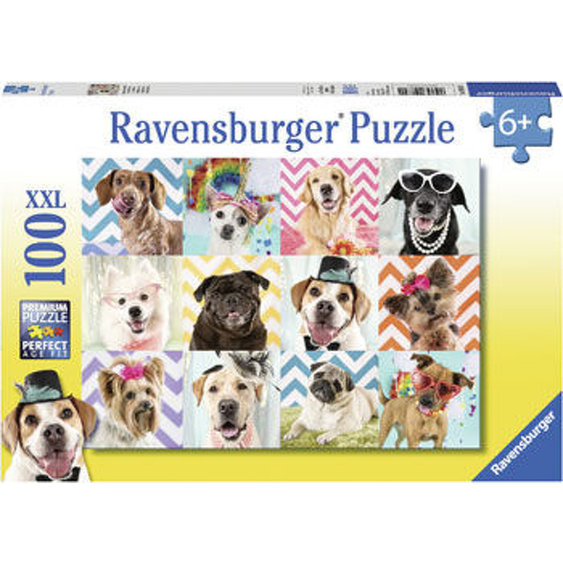 Ravensburger  Doggy Disguise