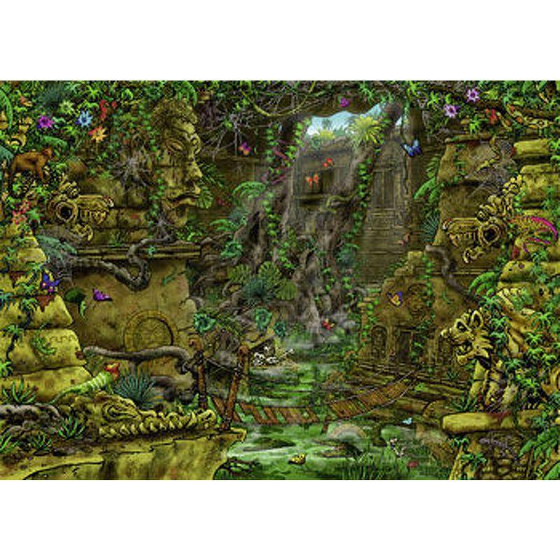 Ravensburger  Escape 2 The Temple Grounds