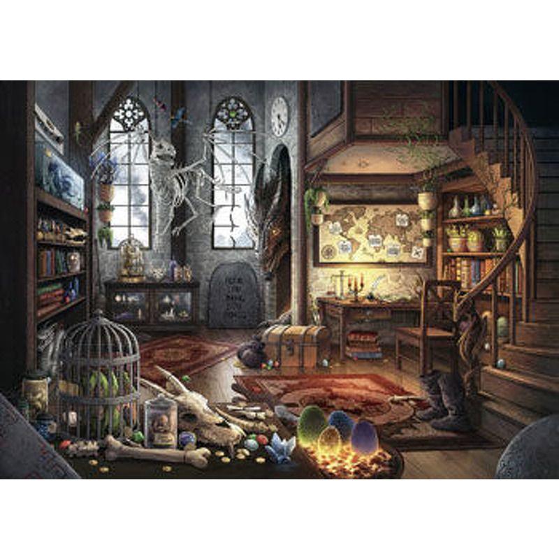 Ravensburger  Escape 5 Dragon Laboratory