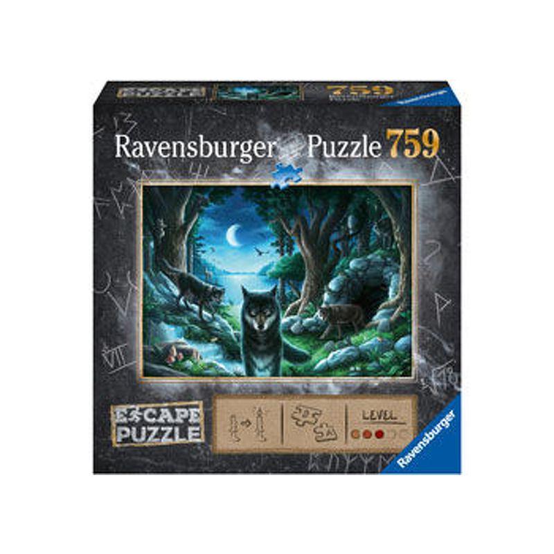 Ravensburger  Escape 7 The Curse of the Wolves