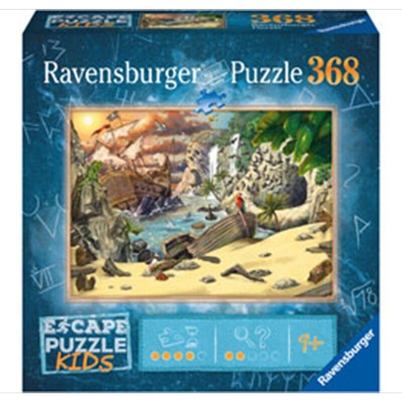 Ravensburger  Escape Kids Pirates Peril