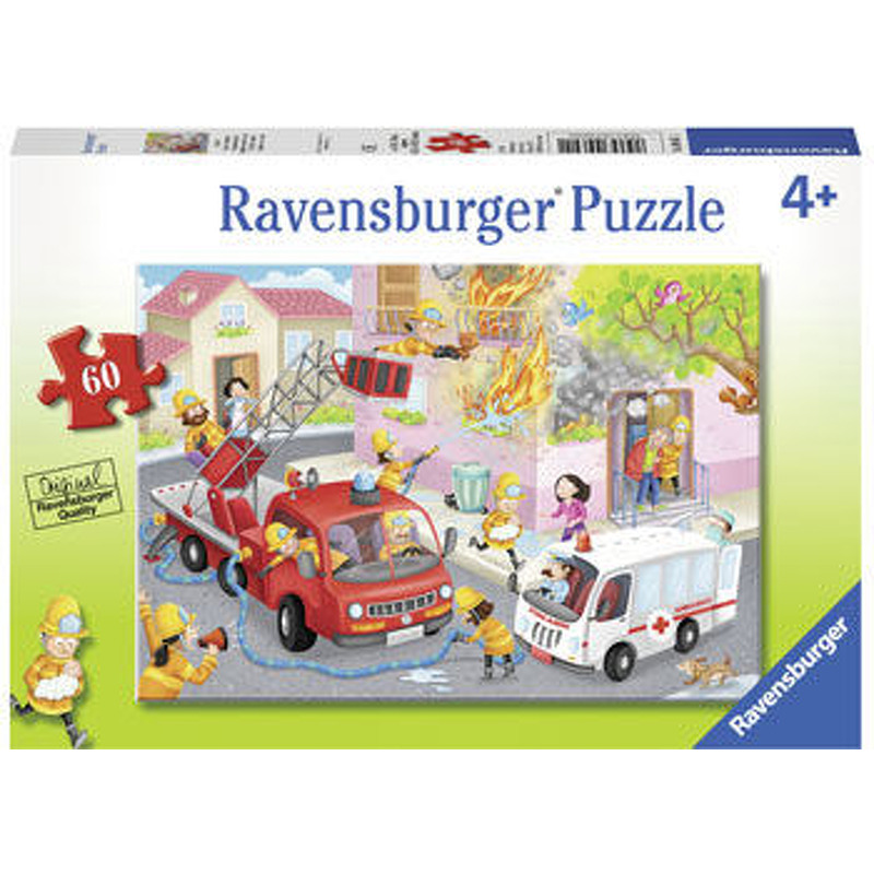 Ravensburger  Firefighter Rescue