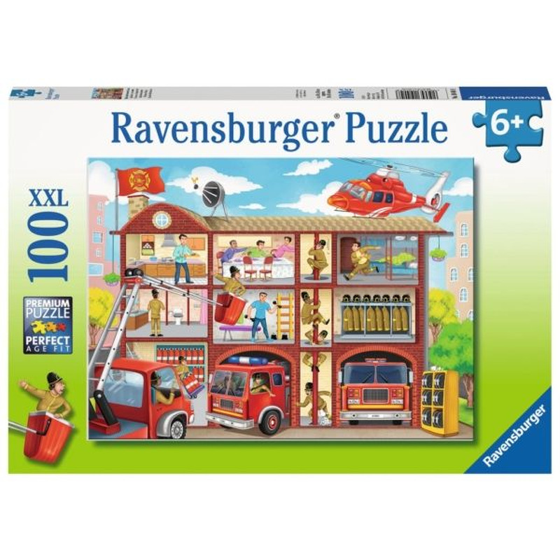 Ravensburger  Firehouse Frenzy