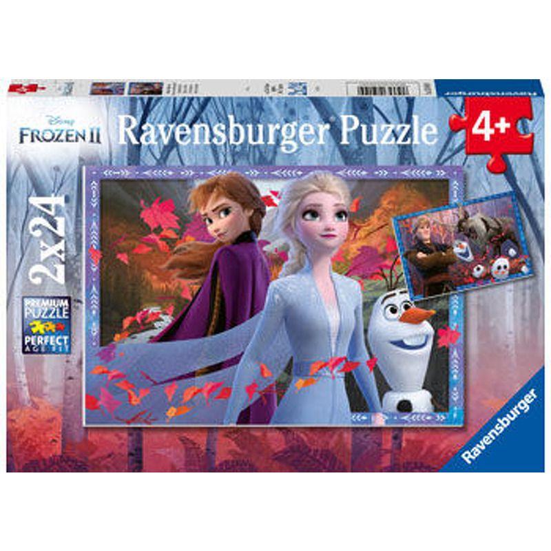Ravensburger  Frozen 2  Frosty Adventure