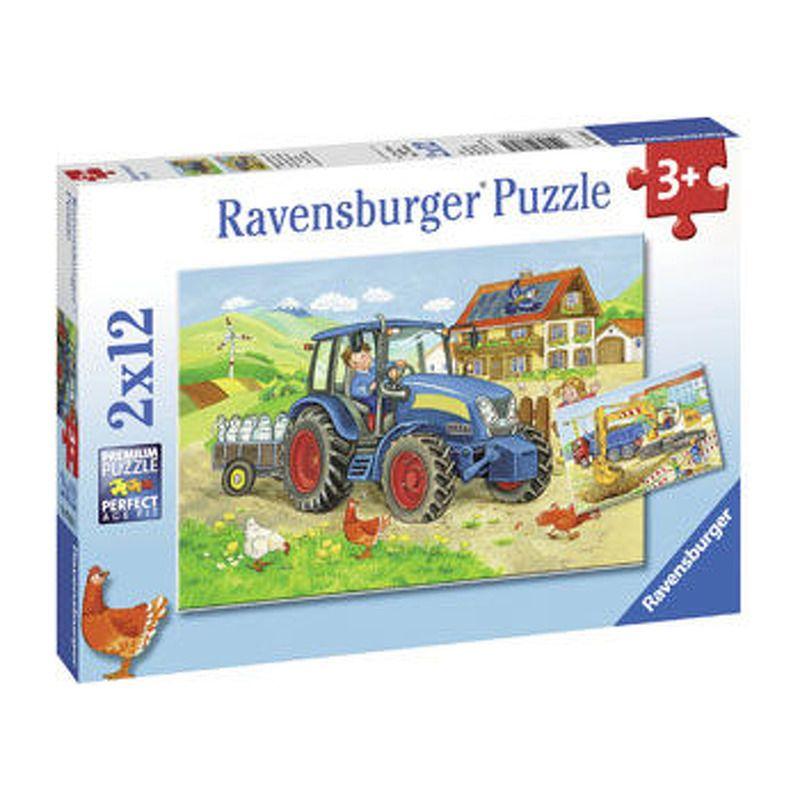 Ravensburger  Hard at Work