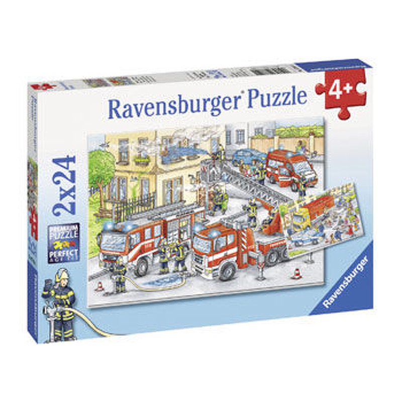 Ravensburger  Heroes in Action