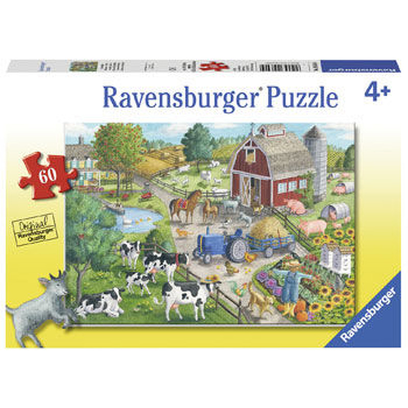 Ravensburger  Home on the Range