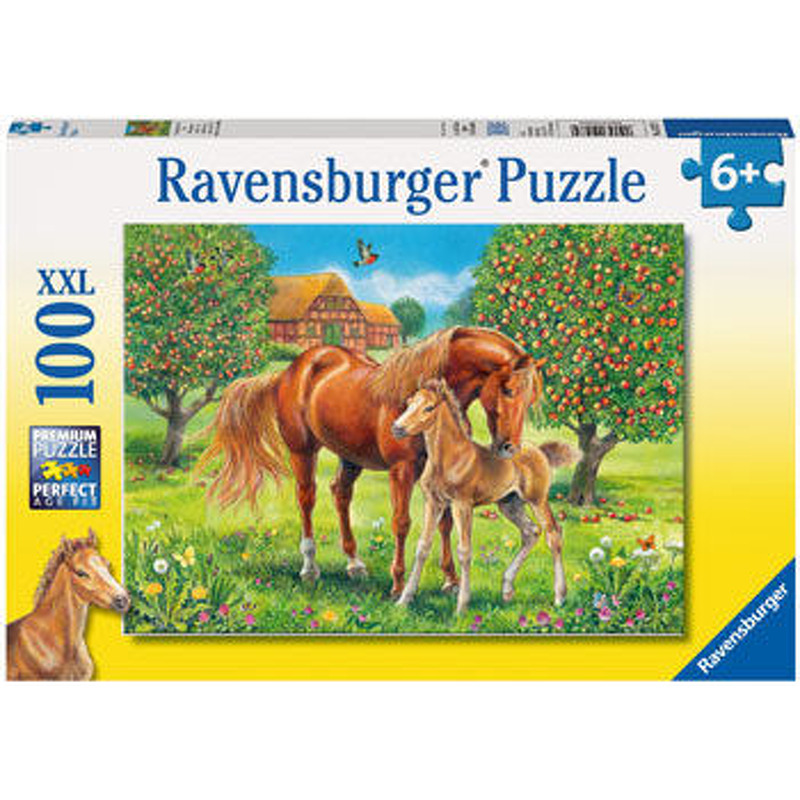 Ravensburger  Horses in a Field