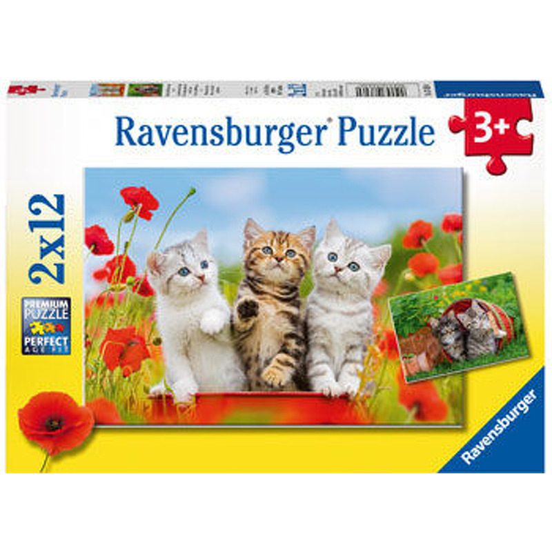 Ravensburger  Kitten Adventures