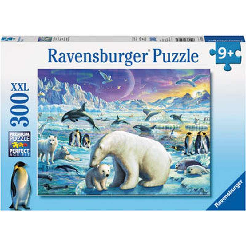Ravensburger  Meet the Polar Animals