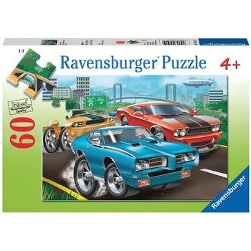 Ravensburger  Muscle Cars