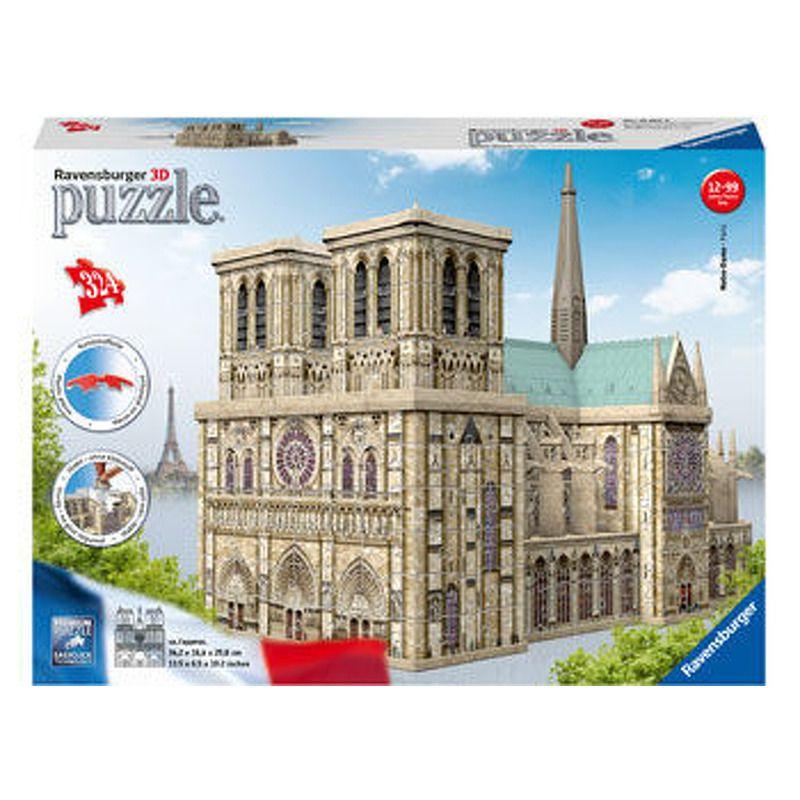 Ravensburger  Notre Dame 3D Puzzle
