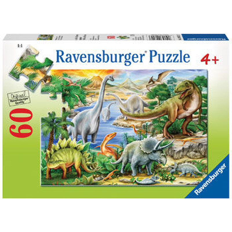 Ravensburger  Prehistoric Life