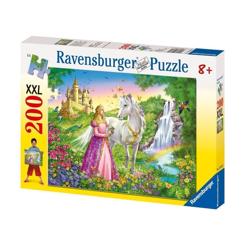 Ravensburger  Princes with Horse