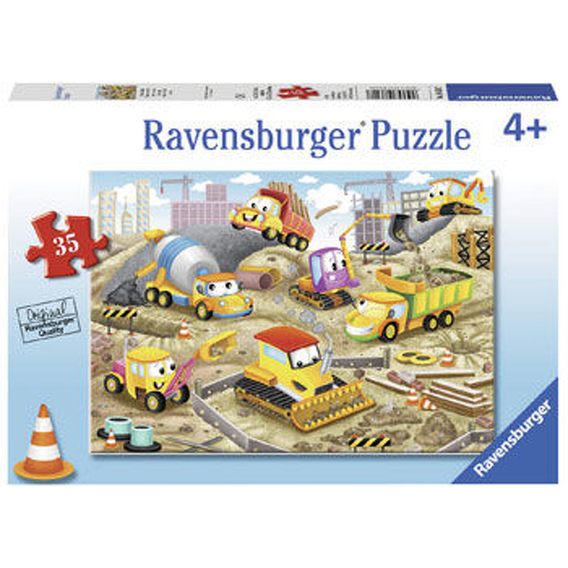 Ravensburger  Raise the Roof