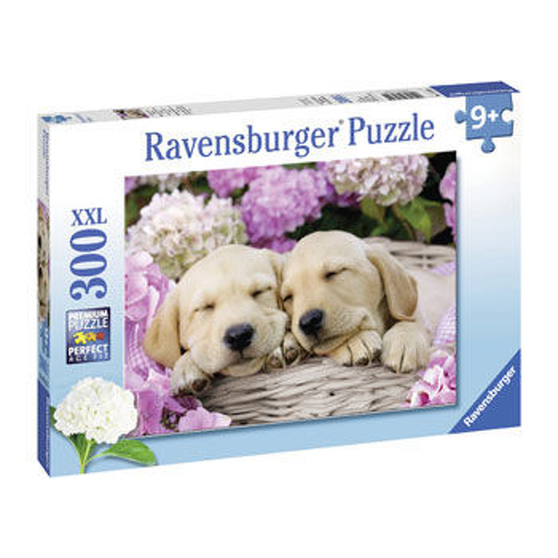Ravensburger  Sweet Dogs in a Basket