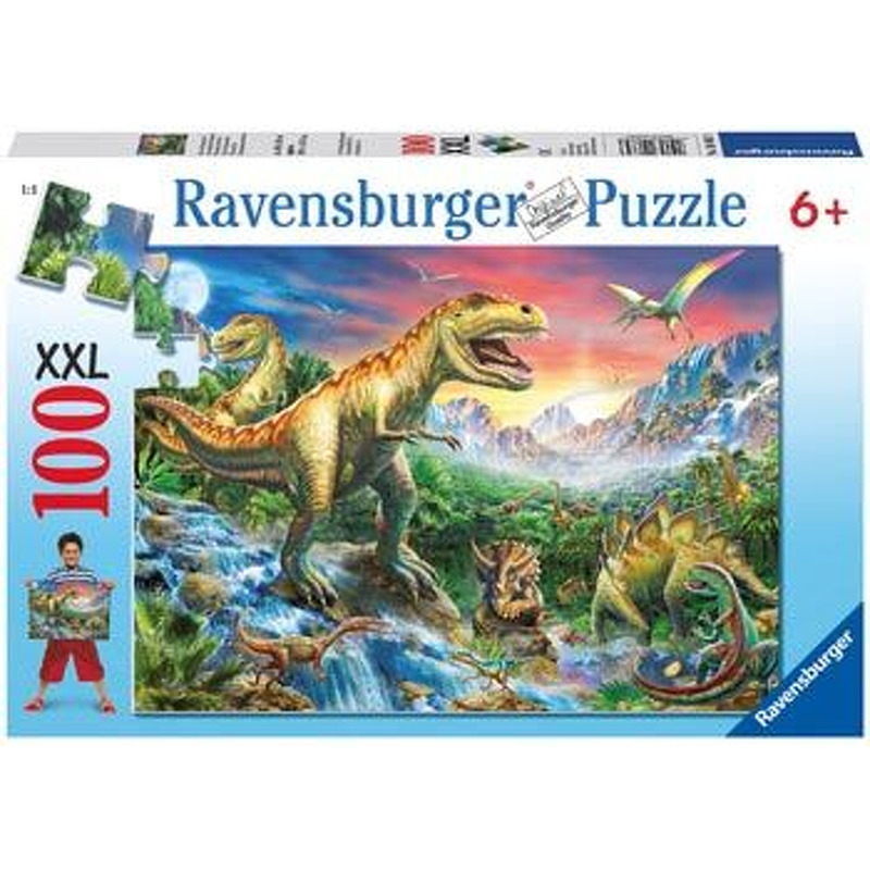 Ravensburger  Time of the Dinosaurs
