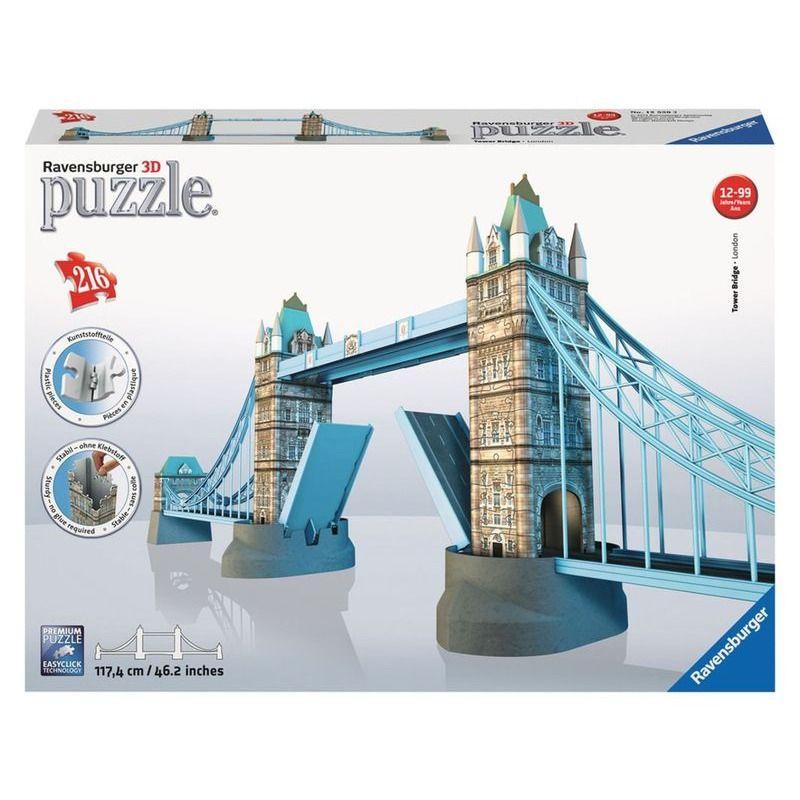 Ravensburger  Tower Bridge 3D Puzzle