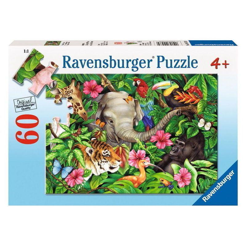 Ravensburger  Tropical Friends
