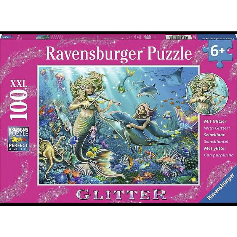 Ravensburger  Underwater Beauties
