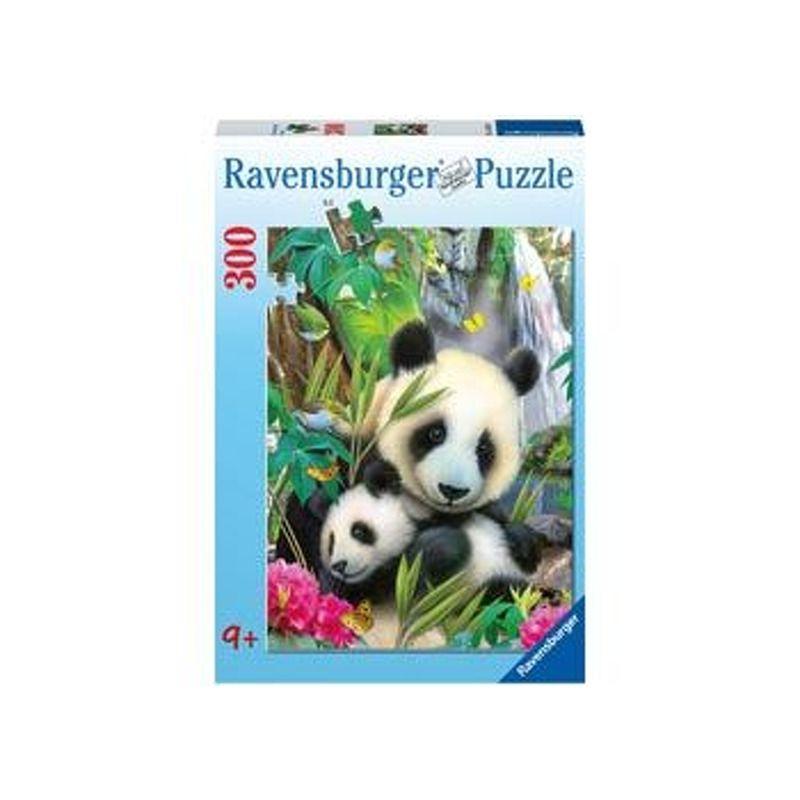 Ravensburger   Cuddling Pandas
