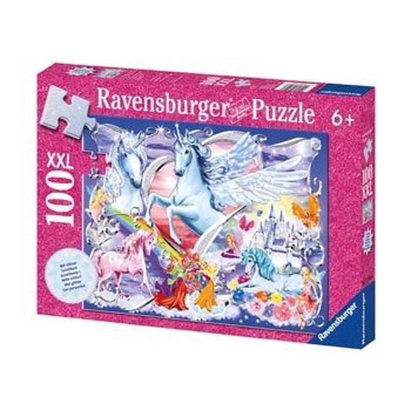 Ravensburger   Glitter Amazing Unicorns