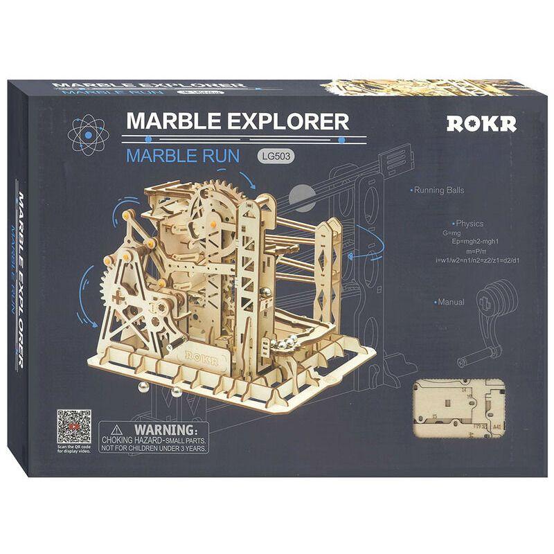 Robotime  Marble Explorer