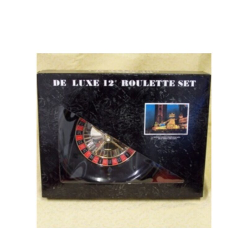 Roulette  12andquot Deluxe