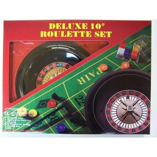 Roulette andamp Blackjack  Mats Chips andamp Rike 10andquot