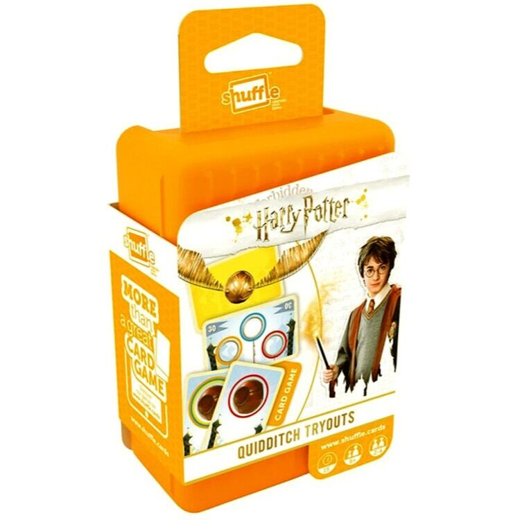 Shuffle  Harry Potter