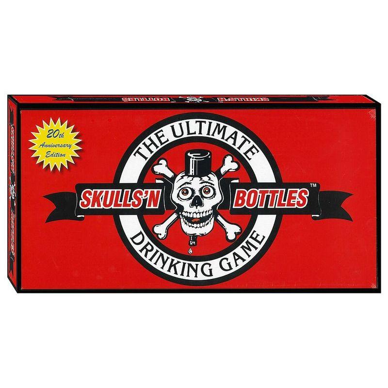 Skulls +39N Bottles Drinking Game