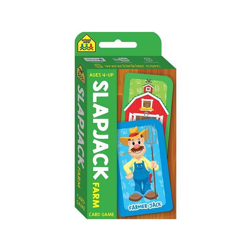 Slapjack Farm Card Game