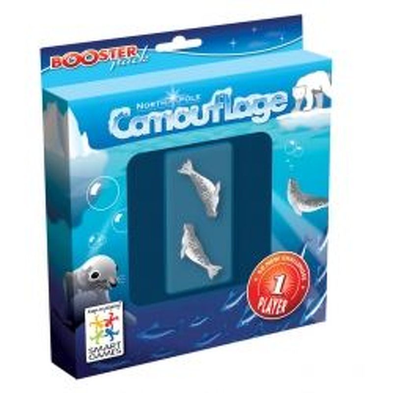 Smart Games  Camouflage BoosterExpansion Pack