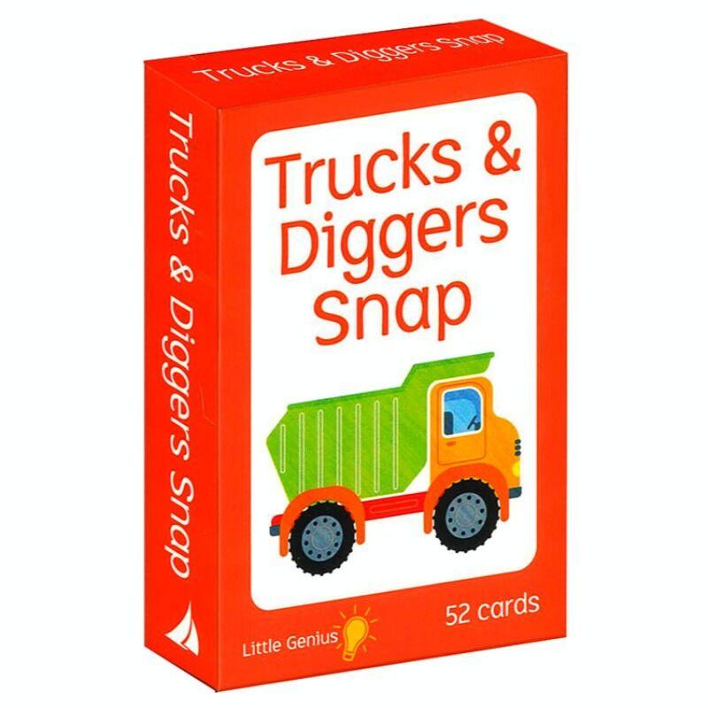 Snap  Trucks and Diggers