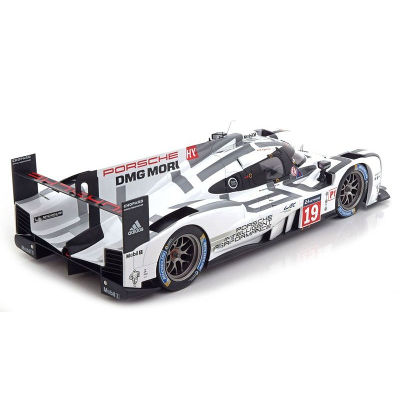 Spark  2015 Porsche 911 Hybrid Le Mans