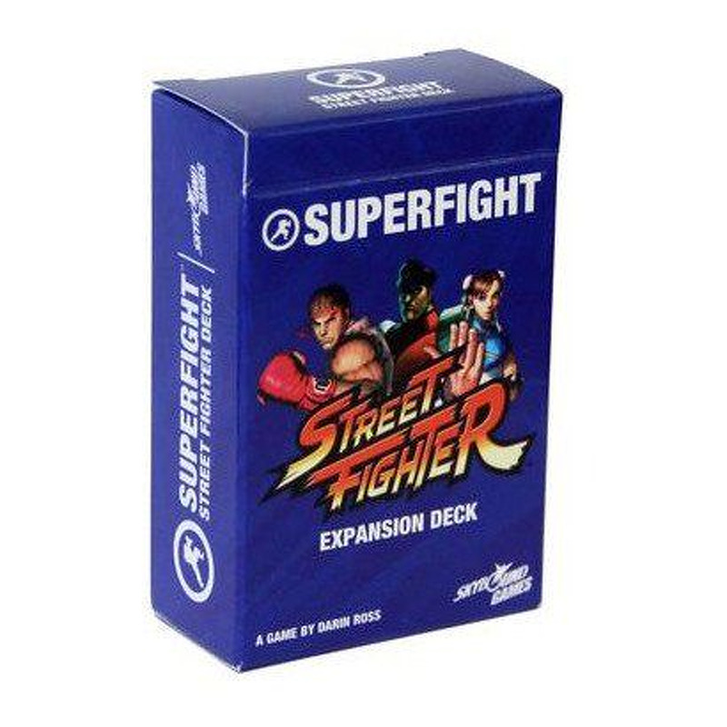 SuperFight  Street Fighter