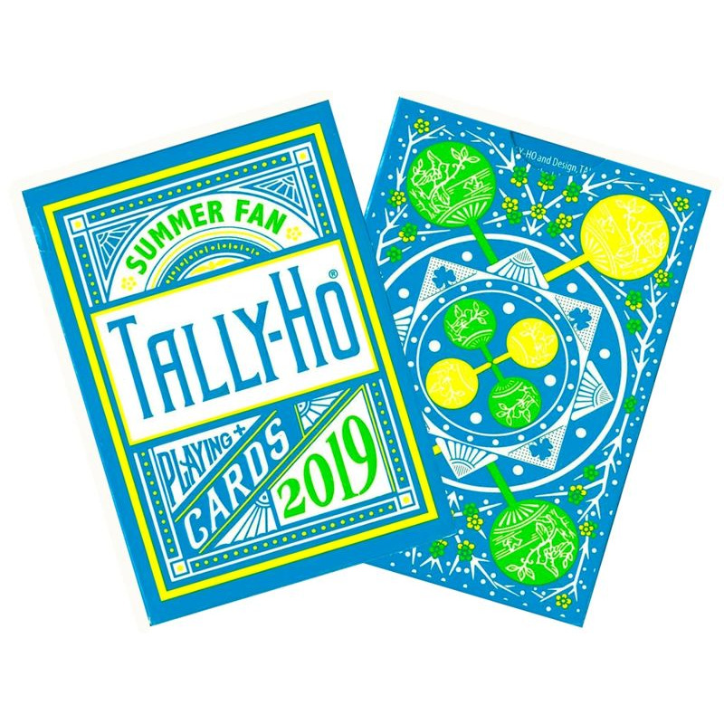 TallyHo Pocker Deck