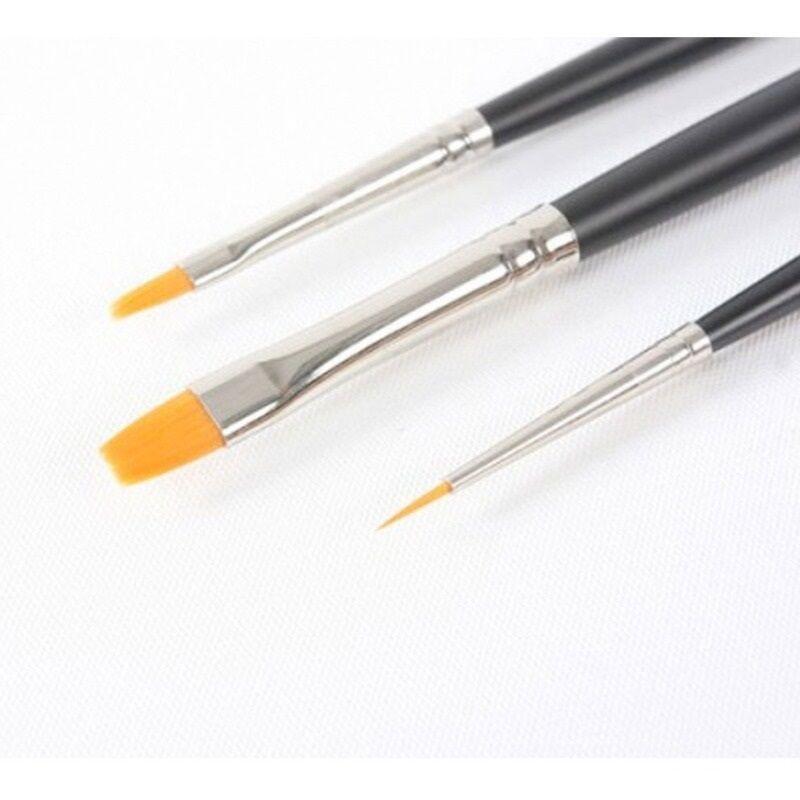 Tamiya  HF Brush Standard Set