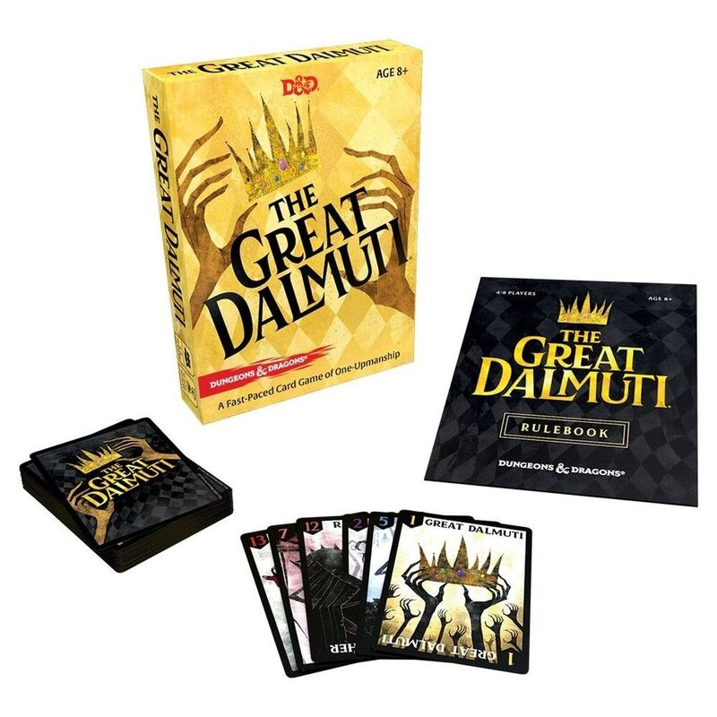 The Great Dalmuti  DandampD Edition