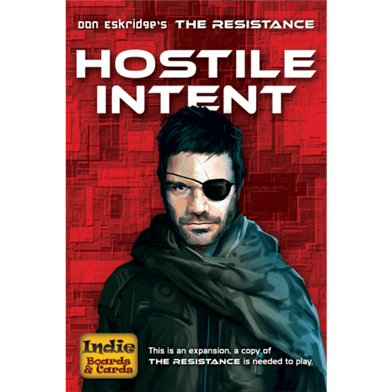 The Resistance  Hostile Intent