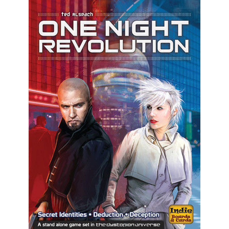 The Resistance  One Night Revolution