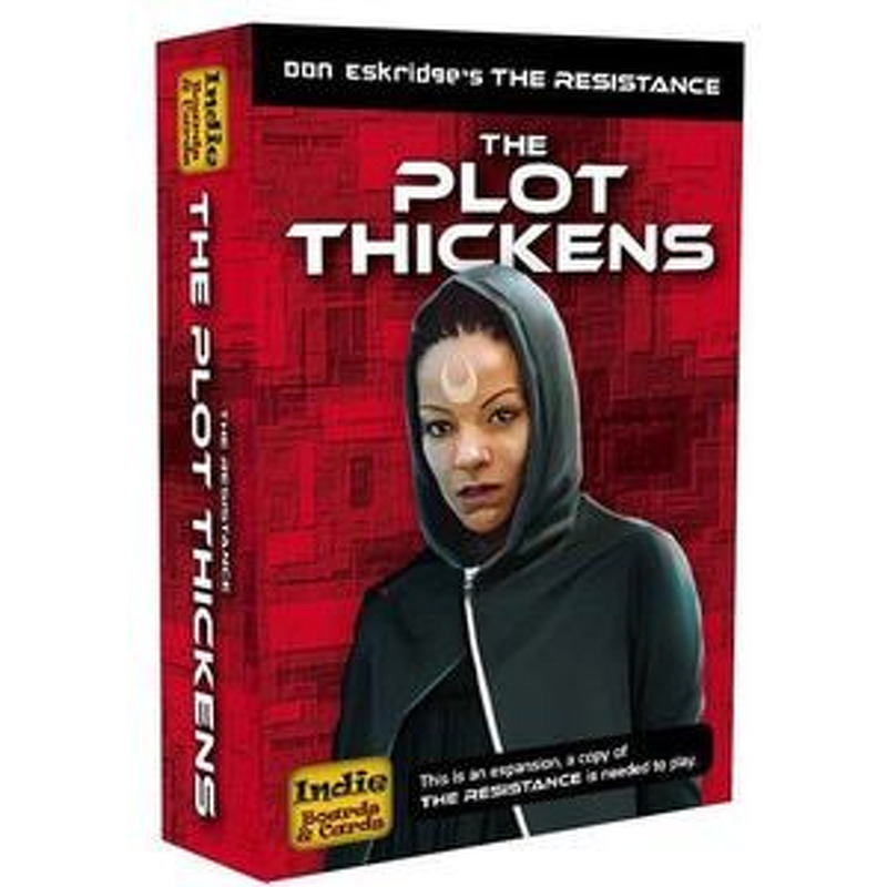 The Resistance  The Plot Thickens Expansion