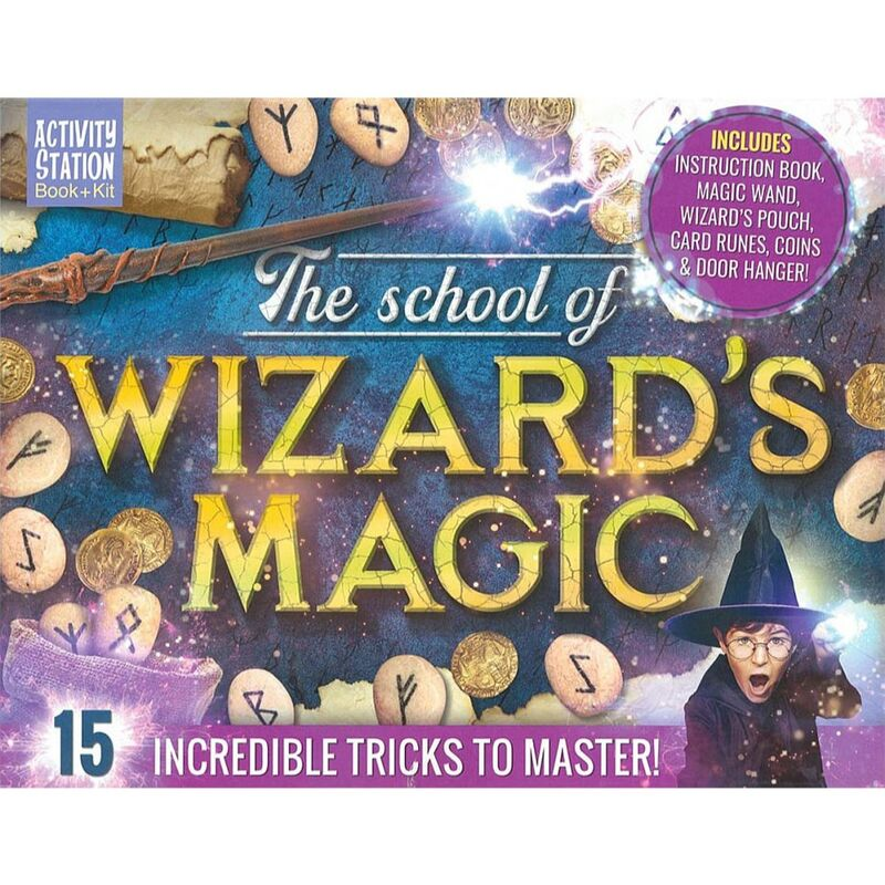 The School of Wizardand39s Magic